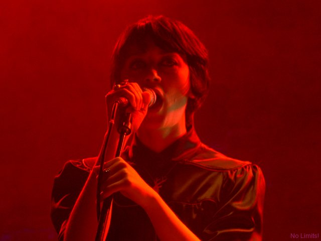 Post Thumbnail of Free Form Festival - Ladytron - 17.10.08