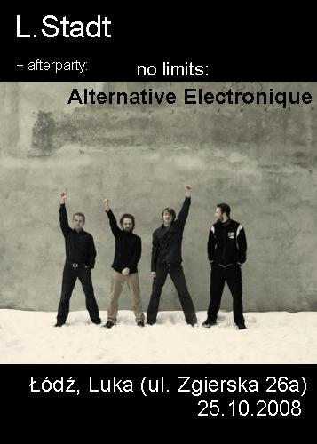 Post Thumbnail of L.Stadt + Alternative Electronique