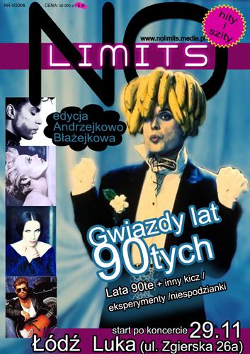 Post Thumbnail of No Limits! 29.11.2008