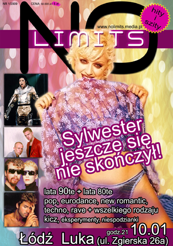 Post Thumbnail of No Limits! posylwestrowy after - 10.01.09