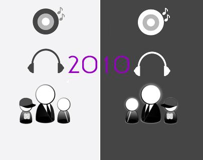 Post Thumbnail of Muzyczne podsumowanie 2010: de-mo