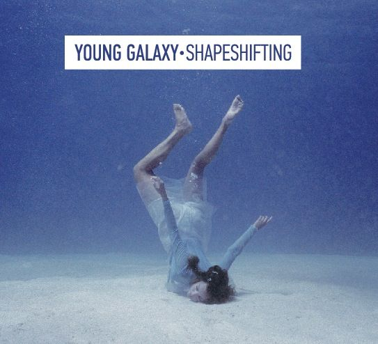 "Post Thumbnail of Young Galaxy - ""Blown Minded"""