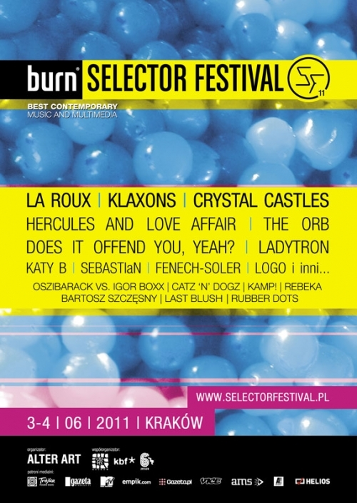 burn Selector Festival 2011
