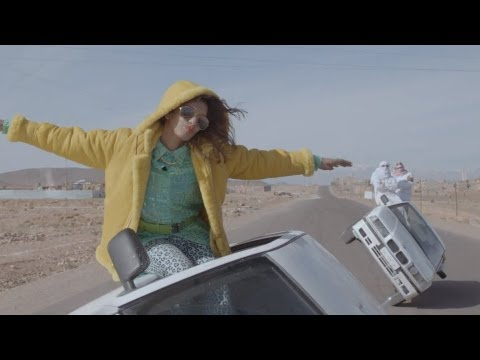 "Post Thumbnail of M.I.A. - ""Bad girls"""