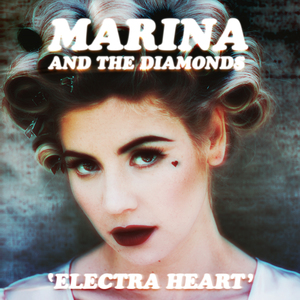 "Post Thumbnail of Marina and the Diamonds - ""Electra Heart"""