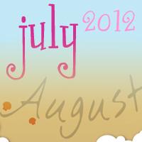 Podsumowanie: lipiec + sierpień 2012
