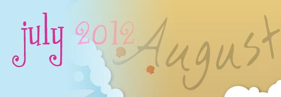 Post image of Podsumowanie: lipiec + sierpień 2012