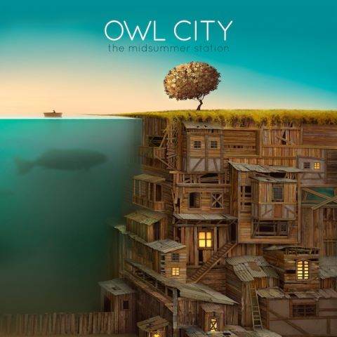 "Post Thumbnail of Owl City - ""The Midsummer Station"""