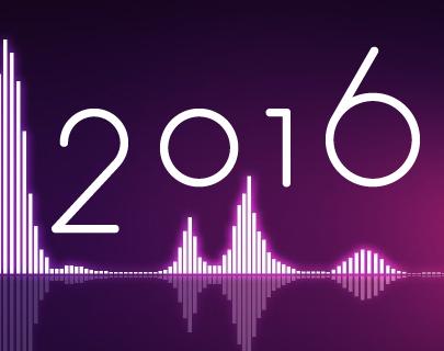 Albumy 2016