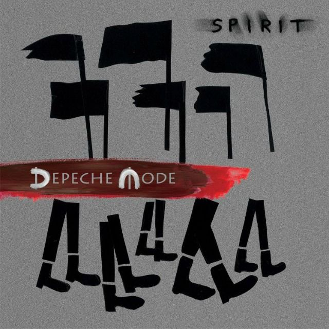 "Post Thumbnail of Depeche Mode - ""Spirit"""