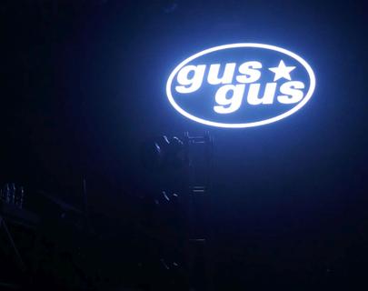 GusGus – 24.05.2018