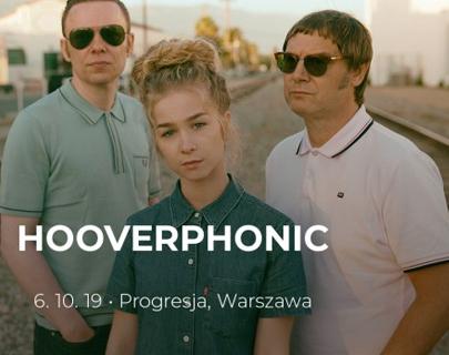 Hooverphonic – 06.10.2019